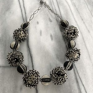 African Hand Beaded Necklace